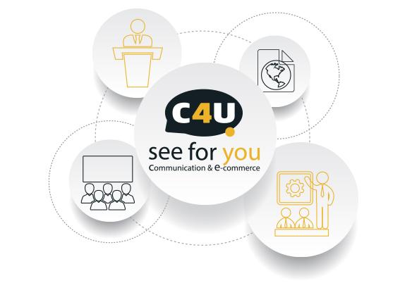 Services C4U Agence de Communication