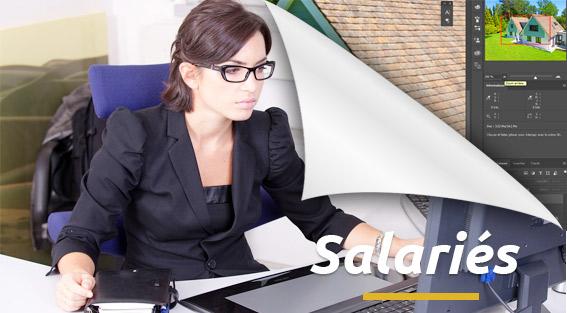 salarié et formation TIC commerce digital
